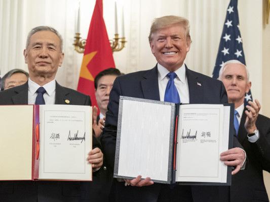 Dopo la tregua con la Cina, i dazi Usa minacciano l'Europa