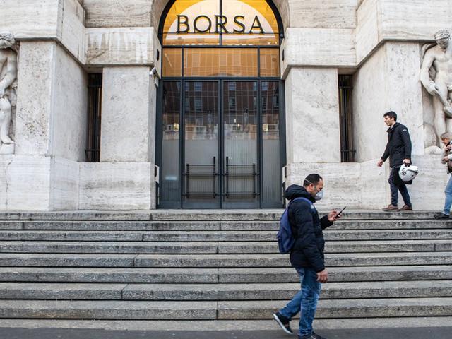 La crisi di Governo debutta in Borsa: Milano unica piazza finanziaria in calo