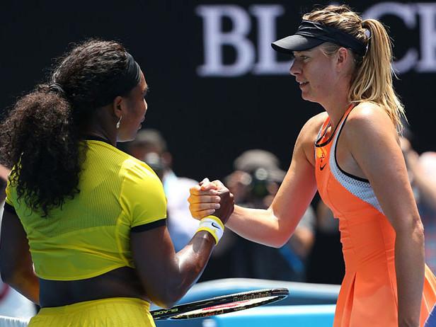 Parigi: Sharapova-Serena, sfida tra regine