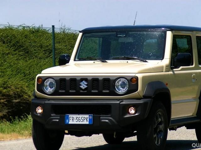 Millennials On The Road - Gli allievi del Master in Marketing Auto guidano la Suzuki Jimny - VIDEO