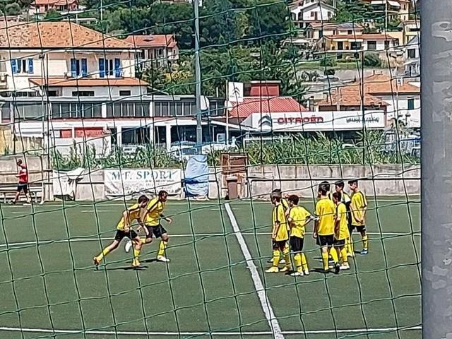 Calcio: i Giovanissimi 2006 della Polisportiva Vallecrosia Academy tornano in campo (Foto)