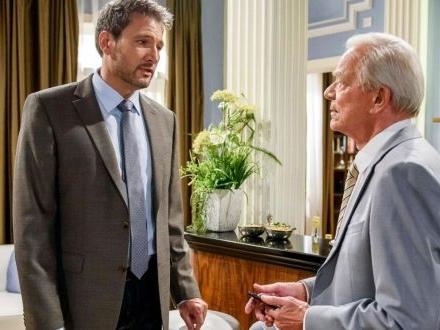Tempesta d'amore, anticipazioni italiane: Christoph vuole vendere a Werner e lasciare il Fürstenhof