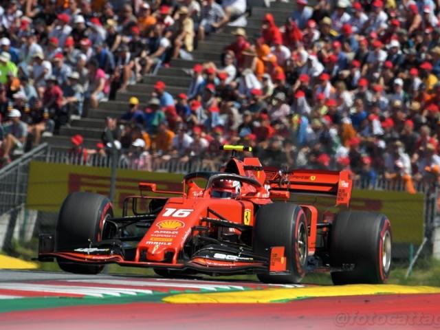 F1, risultato FP3 GP Belgio 2019: è ancora grande Ferrari. Leclerc domina la mattinata mentre Hamilton finisce a muro