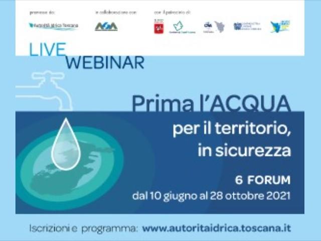 L'acqua in sicurezza, una sfida per la Toscana. Un focus sull'Isola d'Elba e la dissalazione