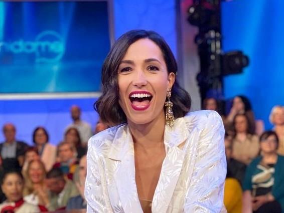 """Caterina Balivo: """"Non amo condurre con altri e in tv non ho amici, per fortuna sono nata bella"""""""