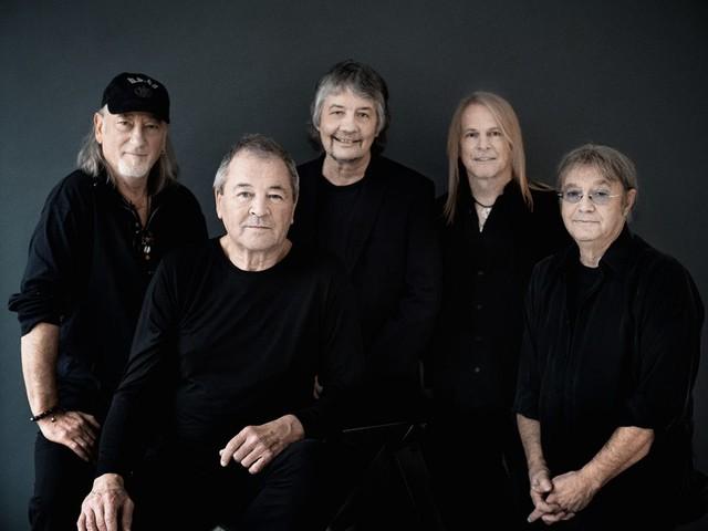 Biglietti in prevendita per il concerto dei Deep Purple a Bologna a luglio 2020