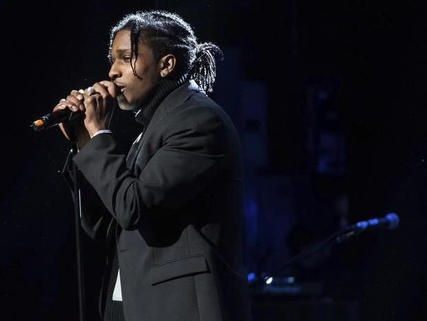 Rapper A$AP Rocky riconosciuto colpevole