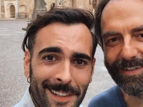 Marco Mengoni a RisorgiMarche, già ospite a sorpresa a San Ginesio (foto)
