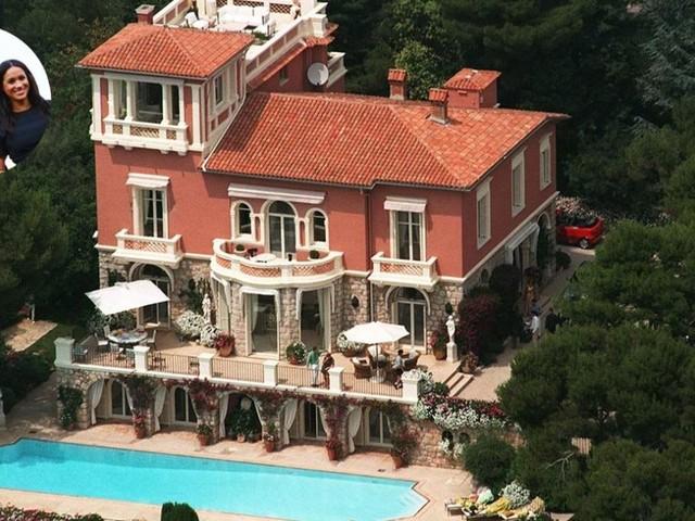 Meghan e Harry: vacanze a Nizza nella villa di Elton John