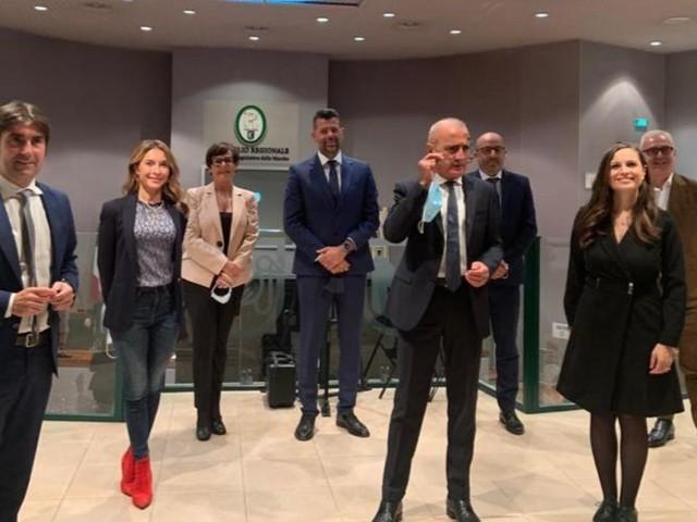 Mangialardi eletto capogruppo del Partito Democratico. Alla Casini il ruolo di vice