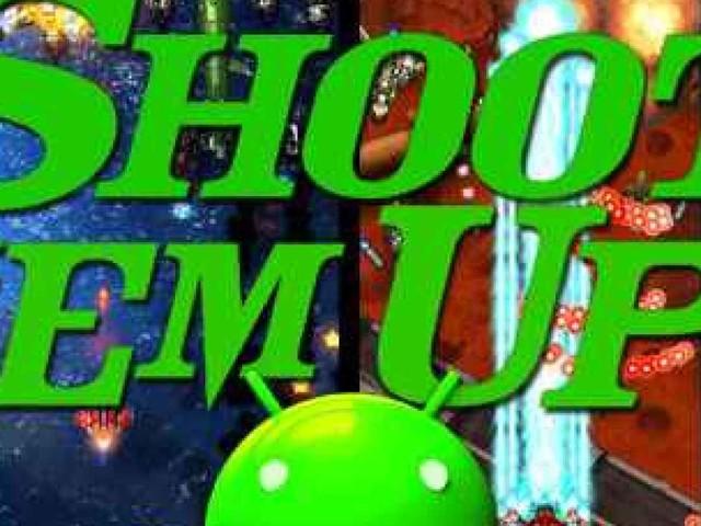 Giochi - I migliori sparatutto a scorrimento arcade da provare su Android!!!! (xantarmob)