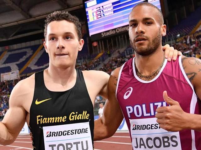 Jacobs Tortu batterie 100 metri Olimpiadi Tokyo 2020/ Diretta live, risultato