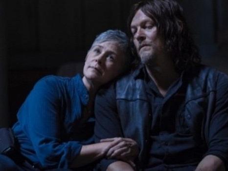 """I Caryl protagonisti in The Walking Dead 10: """"Sarà una delle relazioni più forti"""""""