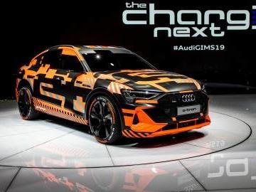 Audi e-tron Sportback: qui la presentazione in diretta video