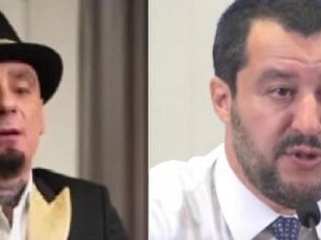 J-Ax contro Salvini: 'Ti esponi da una certa area e le offerte di lavoro diminuiscono'