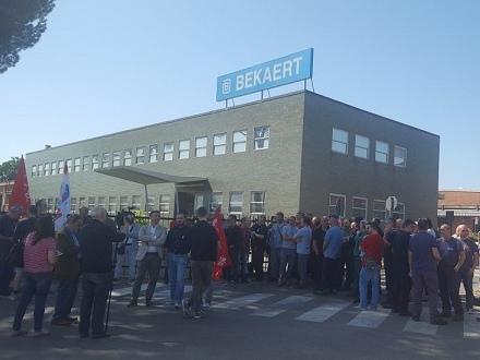 Bekaert: mozione di Marchetti e Mugnai a favore dei lavoratori