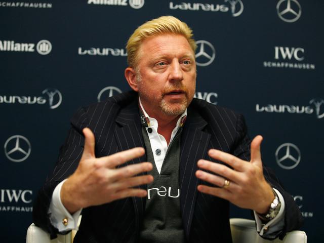 Patente sospesa per 6 mesi a Boris Becker