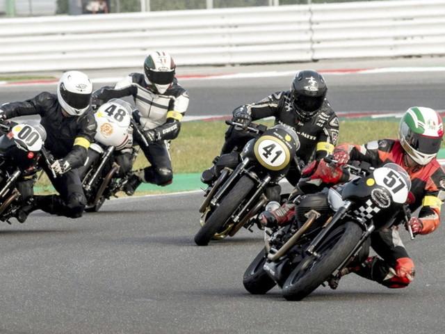 Trofeo Moto Guzzi Fast Endurance, ambizioni da centauro