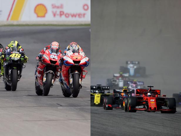 Formula 1, Formula 3 a Macao e MotoGP: dove vedere il weekend di motori su Sky