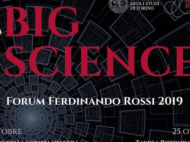 WHAT? BIG SCIENCE E COMUNICAZIONE SCIENTIFICA