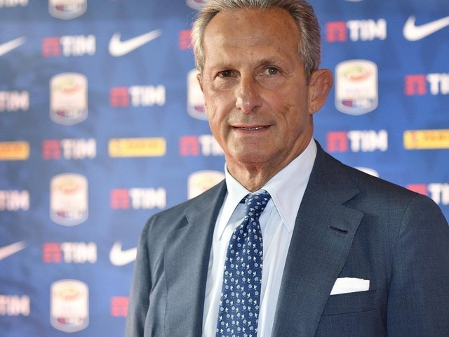 Lega serie A, si dimette il presidente Miccichè