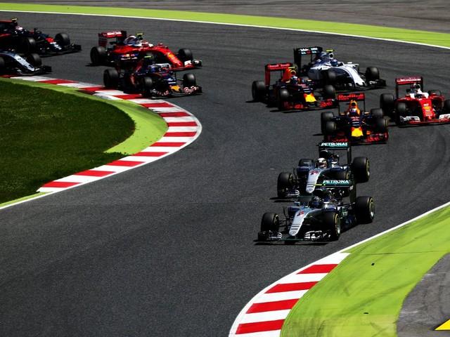 Gp Spagna - La F.1 torna sul circuito di Barcellona