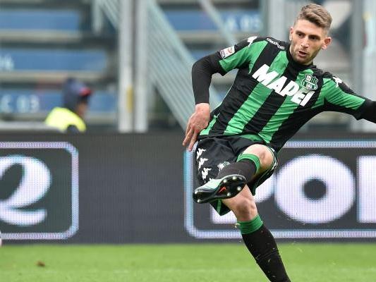 Hellas Verona-Sassuolo 0-2: il tabellino