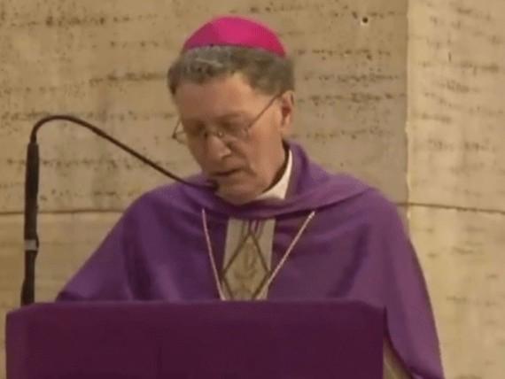 """Funerali, il vescovo: """"Quando si scioglierà la neve, Valeria, Gianmarco, Gian Mauro, Tonino ci rivedremo"""""""