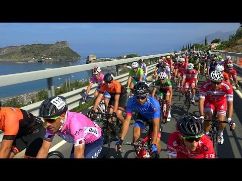 Ciclismo. Il Giro d'Italia Amatori saluta la Calabria, gran festa a Tortora