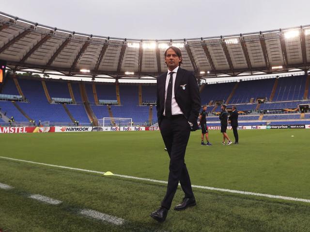 Lazio, Inzaghi nell'Olimpo dei tecnici biancocelesti