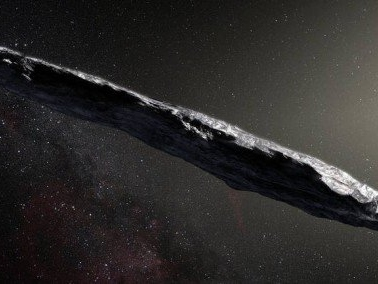 Oumuamua: avvistato il primo asteroide extrasolare