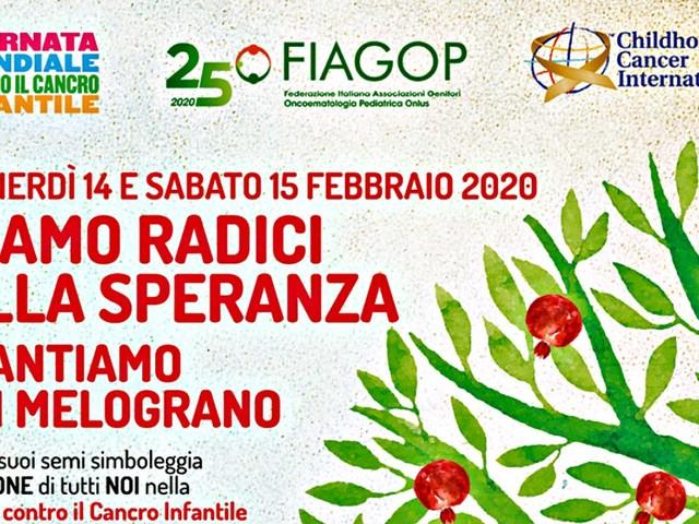 Firenze aderisce a giornata mondiale contro cancro infantile