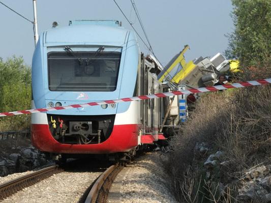 Tre anni dopo, sono ripartiti i treni tra Andria e Corato. Ancora su binario unico