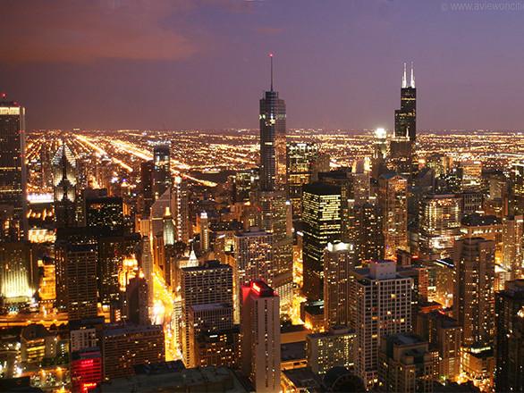 USA, frena l'attività economica nel distretto di Chicago a luglio