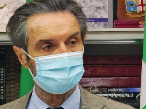 Zona rossa per errore, Fontana: 'E' bastato presentare ricorso al Tar' Opposizioni: 'Venga a riferire in aula'