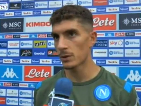 """Di Lorenzo: """"Ho scelto il 22 per 'raddoppiare'. Essere allenato da Ancelotti è bello, che sogno la Champions! Sui tifosi…"""""""