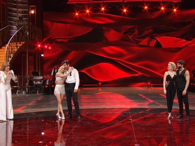 Ballando con le stelle: vincono Gilles Rocca e Lucrezia Lando, secondo Conticini