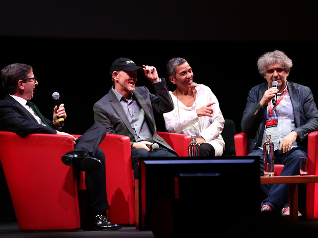 Ron Howard ripercorre la sua carriera alla Festa del Cinema di Roma