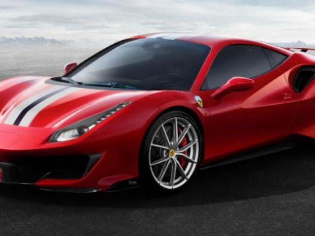 Ferrari 488 Pista: ecco le caratteristiche tecniche