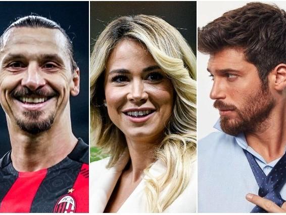 """Diletta Leotta con Can Yaman: """"Ma la notte di Capodanno era a casa con Ibrahimovic"""""""