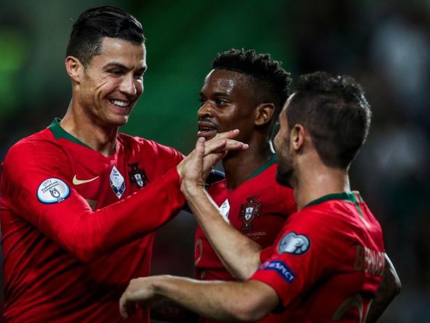CR7 in gol, vince la Francia. L'Inghilterra va ko