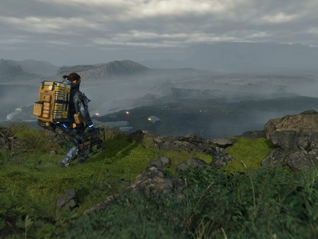 Death Stranding al PlayStation Festival in Giappone: ecco il nuovo gameplay live