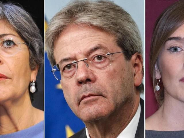 Gentiloni, Boschi, Finocchiaro: chi sapeva dei tre della mozione Pd contro Bankitalia?