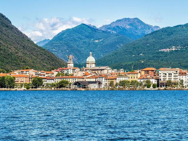 Verbania, la città giardino del lago Maggiore