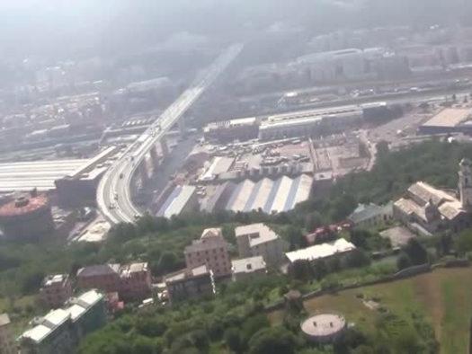Genova, si inaugura il nuovo ponte - TUTTI I VIDEO
