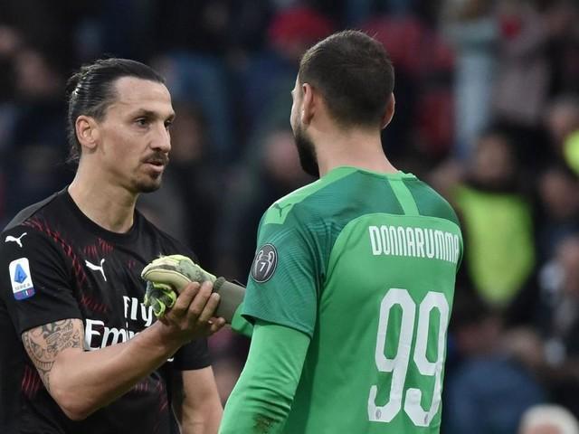 Calciomercato Milan, rinnovo in vista per Ibrahimovic e Donnarumma