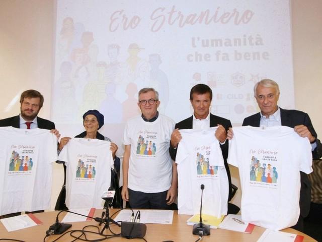 Oltre 50mila firme per la campagna 'Ero straniero' che vuole cambiare la Bossi-Fini