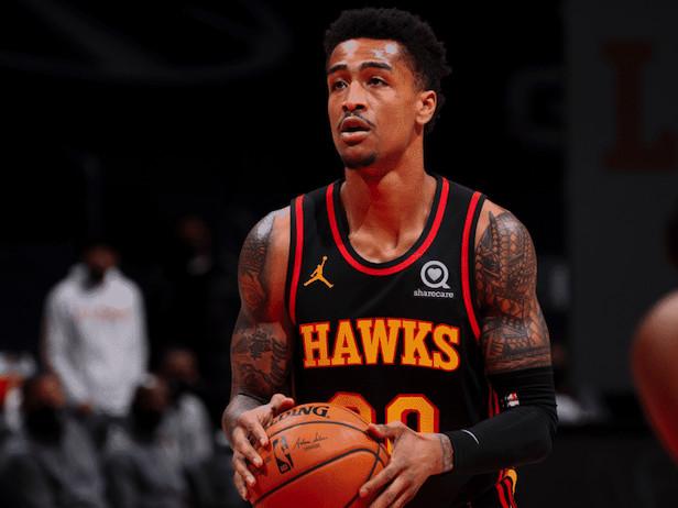 Mercato NBA, John Collins trova l'accordo con gli Atlanta Hawks: 125 milioni in 5 anni
