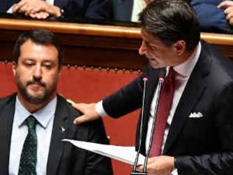Michele Castaldo: La quiete dopo la tempesta?