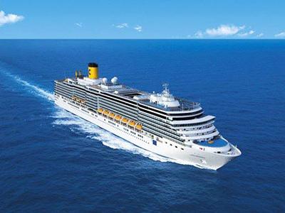 Crociera di Natale: Mediterraneo con Costa Crociere a 741€